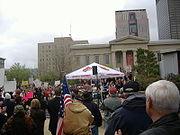 Tea Party protest 2