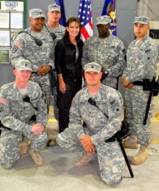 Palin Army