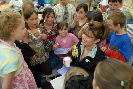 Palin Wisconsin